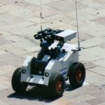 Robot vehicle