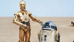 Star Wars C3PO-R2D2