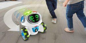 Movi Toy Robot