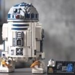 R2-D2 Lego Robot Toy